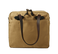 Filson Zip Tote Bag - Tan