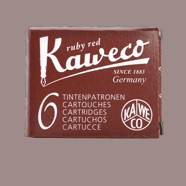 Kaweco Premium Ink Cartridges ruby red