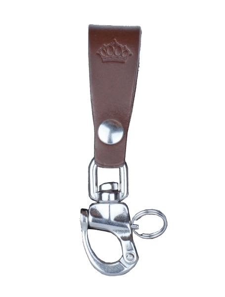 Pike Brothers Keyhanger brown