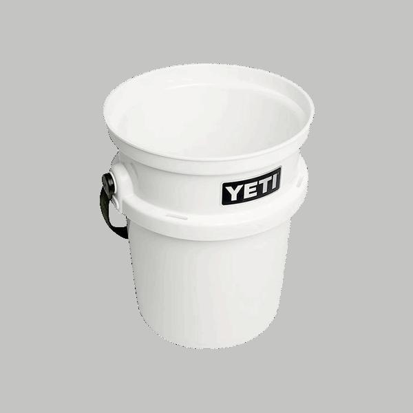 YETI Heavy Duty Eimer- weiß
