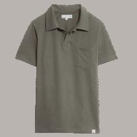 Merz b. Schwanen Pocket Polo Shirt - Army