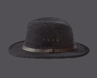 Filson Wool Packer Hat - Charcoal