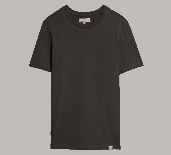 Merz b. Schwanen Basic T-Shirt - Black