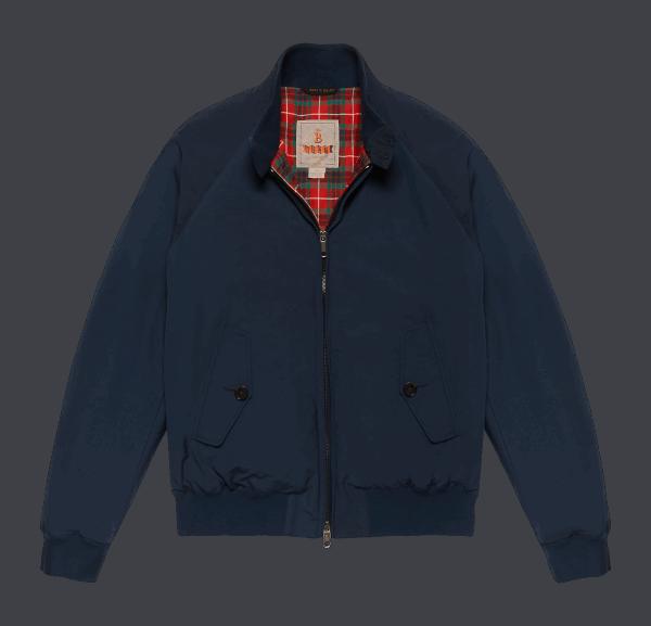 Baracuta G9 Jacket - navy