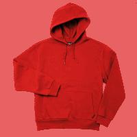 Filson Prospector hoodie - red