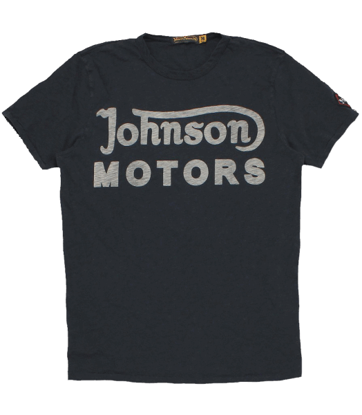 Johnson Motors - 38 - Oiled Black