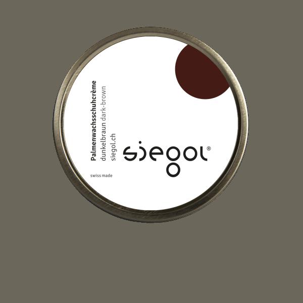 Siegol Palmenwax 100ml - darkbrown