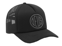 Deus Pill Trucker Cap Black