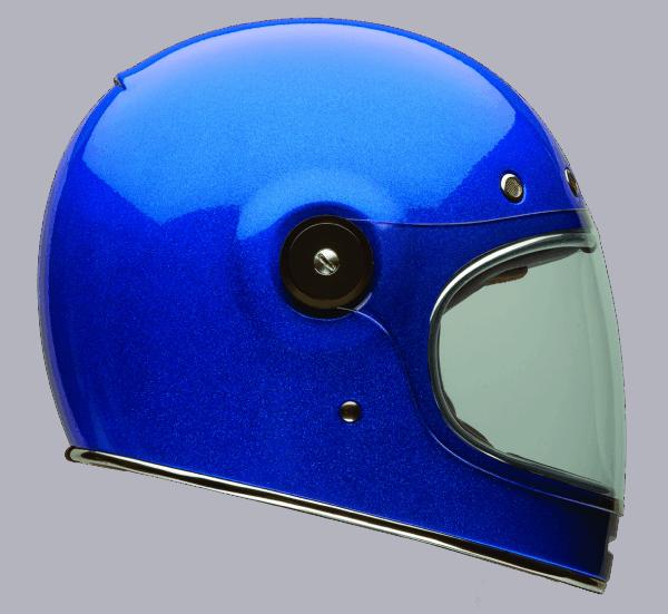 BELL Bullitt Blue Flake 14