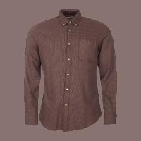 Barbour Coalford Tailored Shirt - merlot