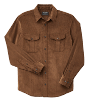 Filson Corduroy Shirt - brown