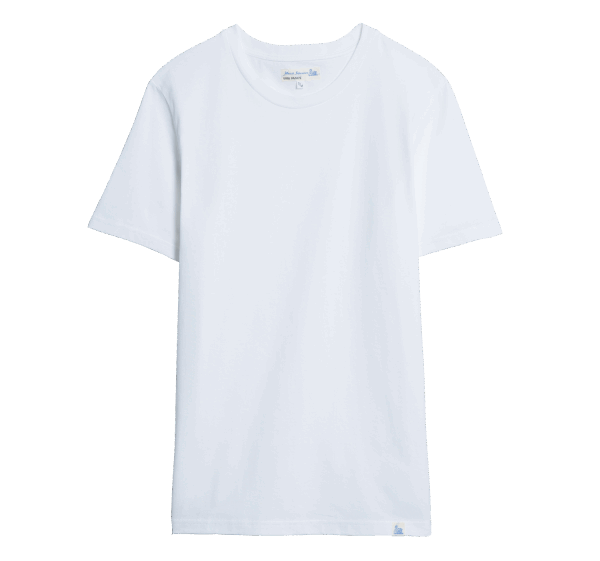 Merz b. Schwanen Basic T-Shirt - White