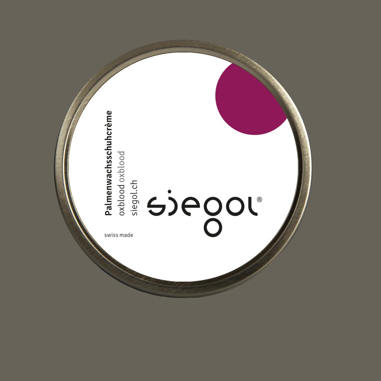 Siegol Palmenwachspflege-oxblood 100ml