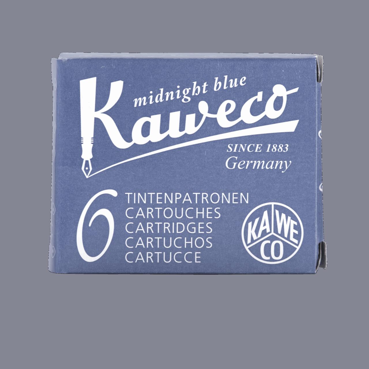Kaweco Premium Ink Cartridges Midnight blue