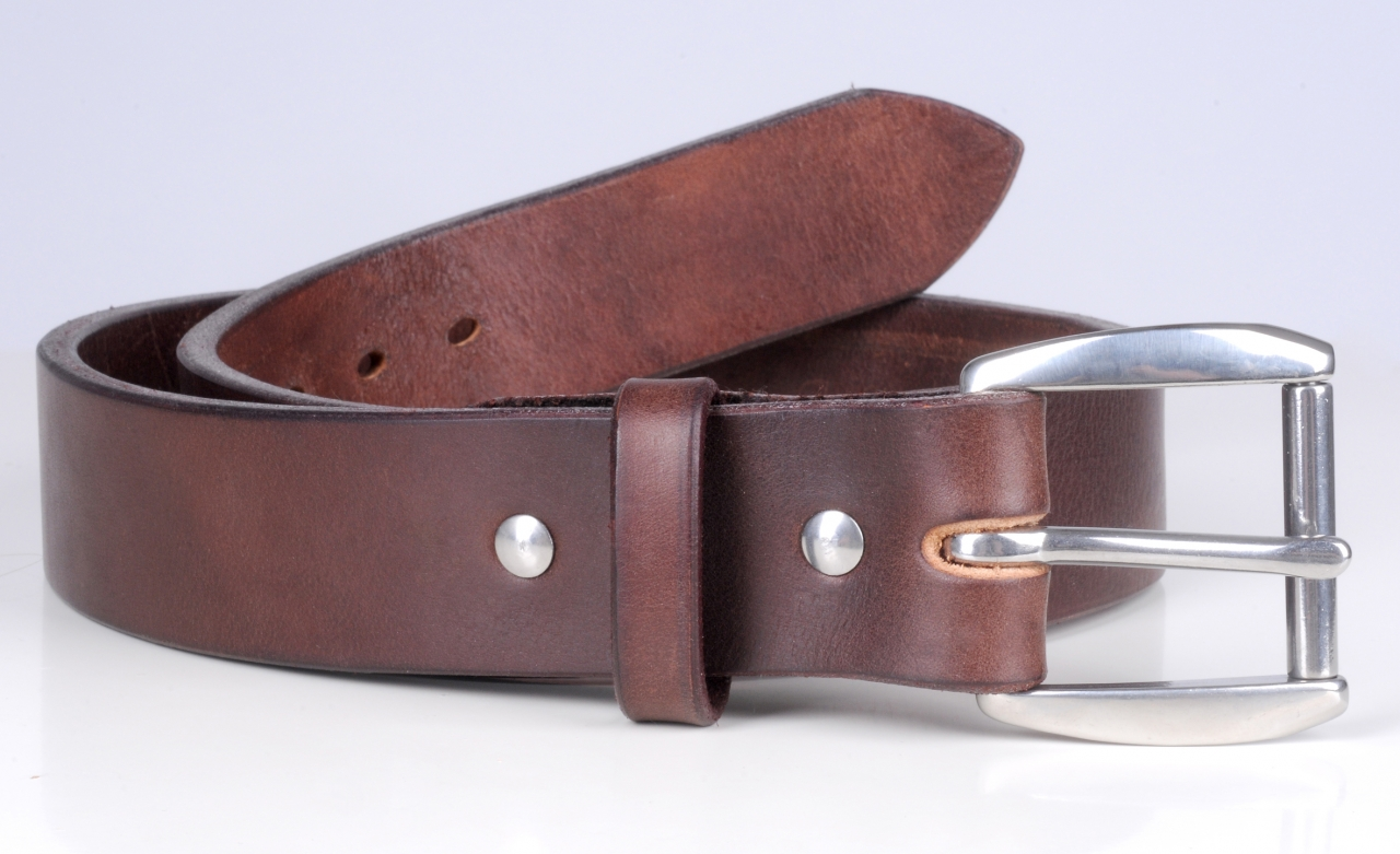 Scott Willis Heavy Duty Belt Brown