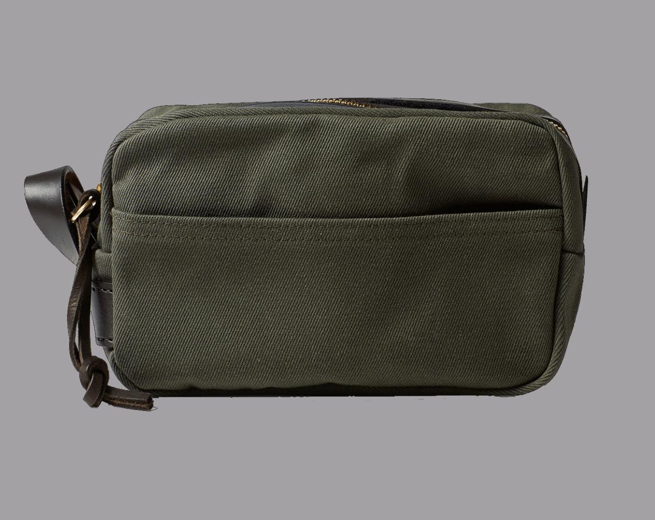 Filson Travel Kit - Otter Green