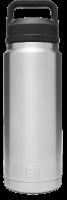 YETI Rambler 26oz Flasche - steel