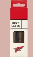 "Red Wing Lace Taslan 36"" black/brown"