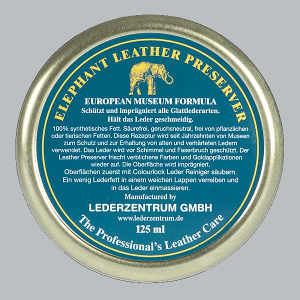 Elephant Leather Preserver