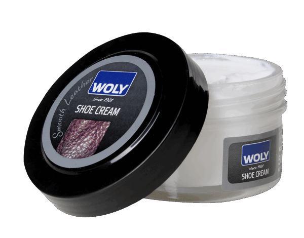 Woly Shoe Cream - farblos