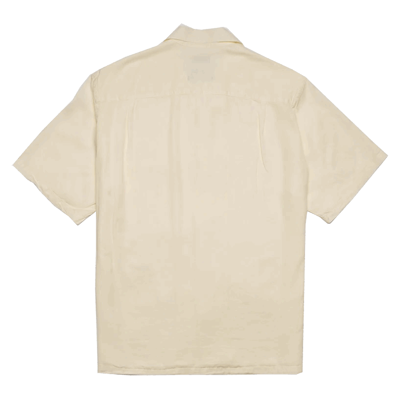 Portuguese Dogtown Shirt - off white