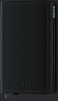 Secrid Slimwallet - Matte - schwarz