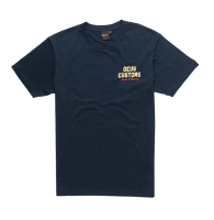 Deus Bush Mechanics Tee - Blue