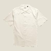 Deus Oscar Hemp Shirt - Dirty White