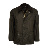 Barbour Classic Bedale Wax Jacket - olive