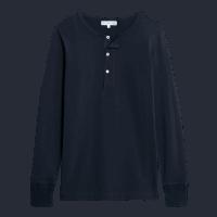 Merz b. Schwanen Shirt 204 - night blue