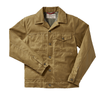 Filson Short Lined Cruiser Jacket - Dark Tan