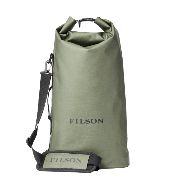 Filson Dry Bag Größe L - green