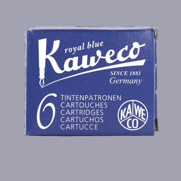 Kaweco Premium Ink Cartridges Royal blue