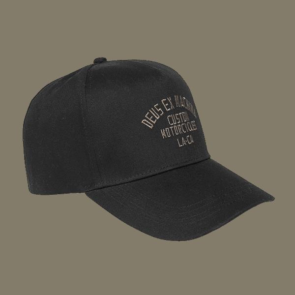 Deus Buffalo Trucker - Black