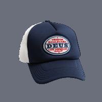 Deus Certified Trucker - navy