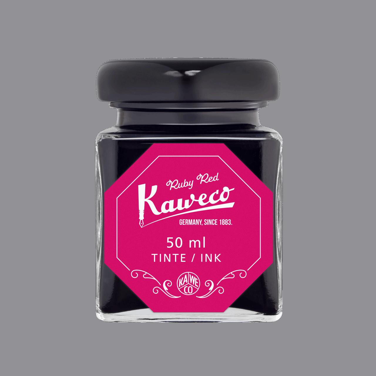 Kaweco Ink Bottle Ruby Red 50 ml