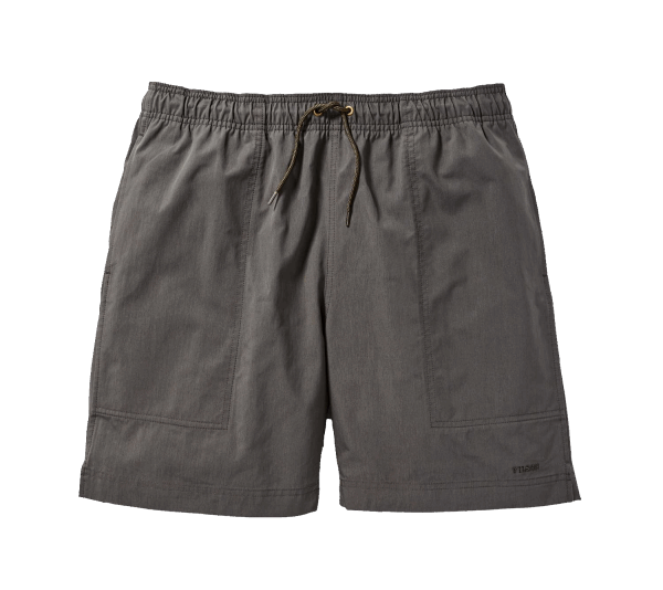 Filson Green River Water Shorts - charcoal