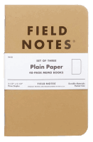 Field Notes Original Kraft - Plain