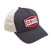 Deus Speed Stix Trucker - Black