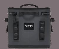 YETI Hopper Flip 12 - charcoal