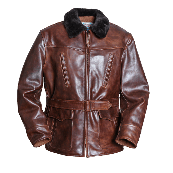 Aero Leather Hudson