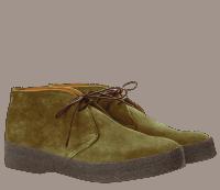 Sanders Chukka Boot - moss green