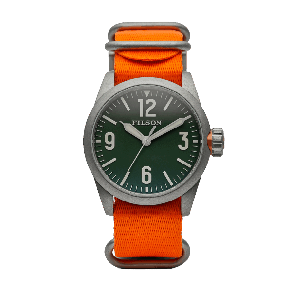 Filson Field Watch - huntgreen