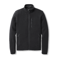 Filson Ridgeway Fleece Jacket - black