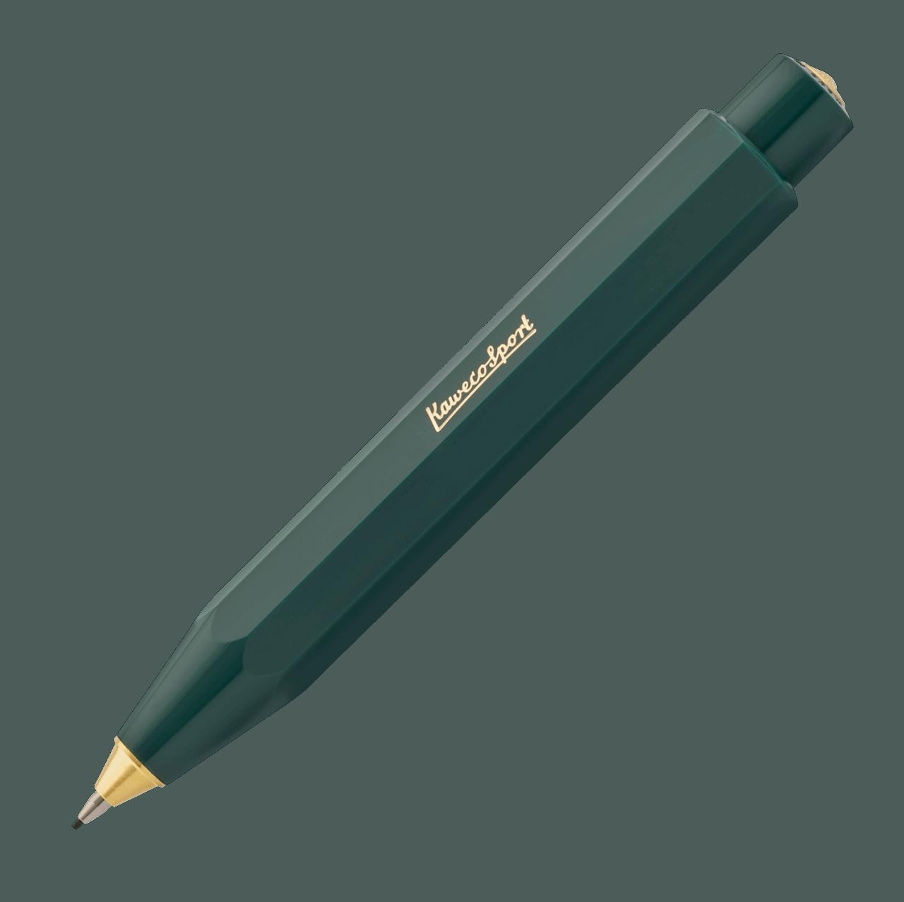 Kaweco Classic Sport Druckbleistift grün 0.7