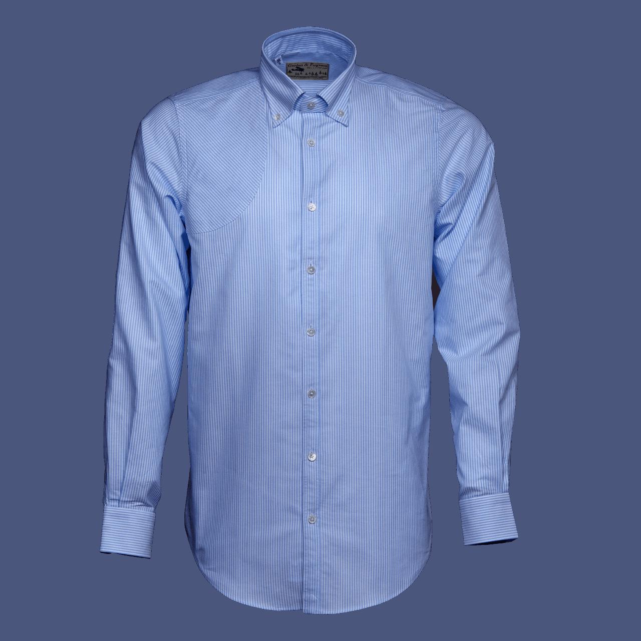 G&F Hunting Shirt White Stripe