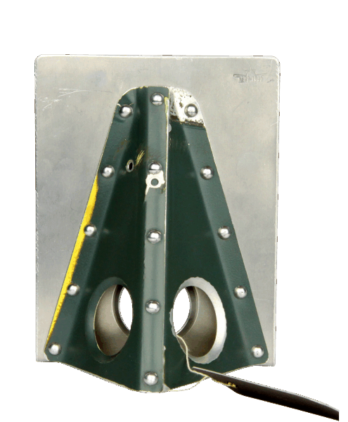 Aviation Book Rack Bell UH-1D
