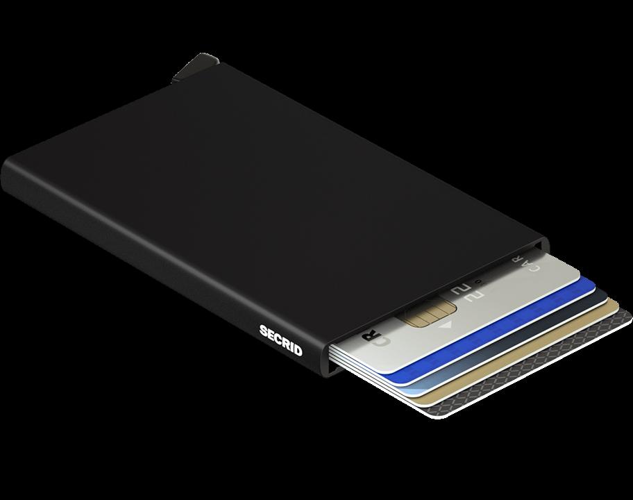Secrid Card Protector - black