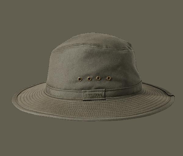 Filson Summer Packer Hat - Otter Green