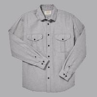Filson LT Alaskan Guide Shirt - heathergrey
